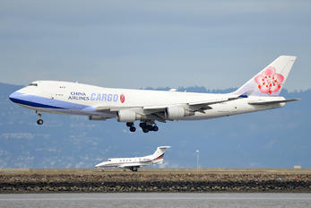 B-18719 - China Airlines Cargo Boeing 747-400F, ERF