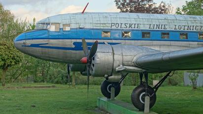 SP-LKI - LOT - Polish Airlines Lisunov Li-2
