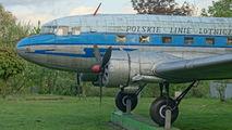 SP-LKI - LOT - Polish Airlines Lisunov Li-2 aircraft
