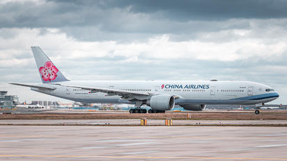 B-18005 - China Airlines Boeing 777-300ER