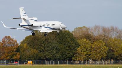 N128JL - Private Dassault Falcon 900 series