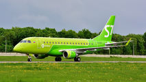 VQ-BYW - S7 Airlines Embraer ERJ-175 (170-200) aircraft