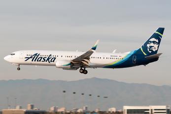 N236AK - Alaska Airlines Boeing 737-900ER