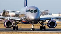 RA-89058 - Aeroflot Sukhoi Superjet 100 aircraft