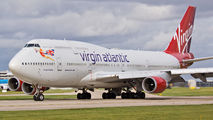 G-VROY - Virgin Atlantic Boeing 747-400 aircraft