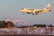 JA214J - J-Air Embraer ERJ-170 (170-100) aircraft