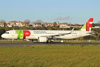 CS-TJL - TAP Portugal Airbus A321 NEO