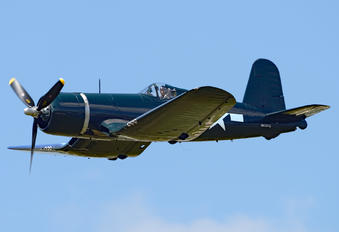 N43FG - Private Vought FG Corsair