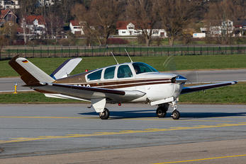 D-EQAS - Private Beechcraft 35 Bonanza V series