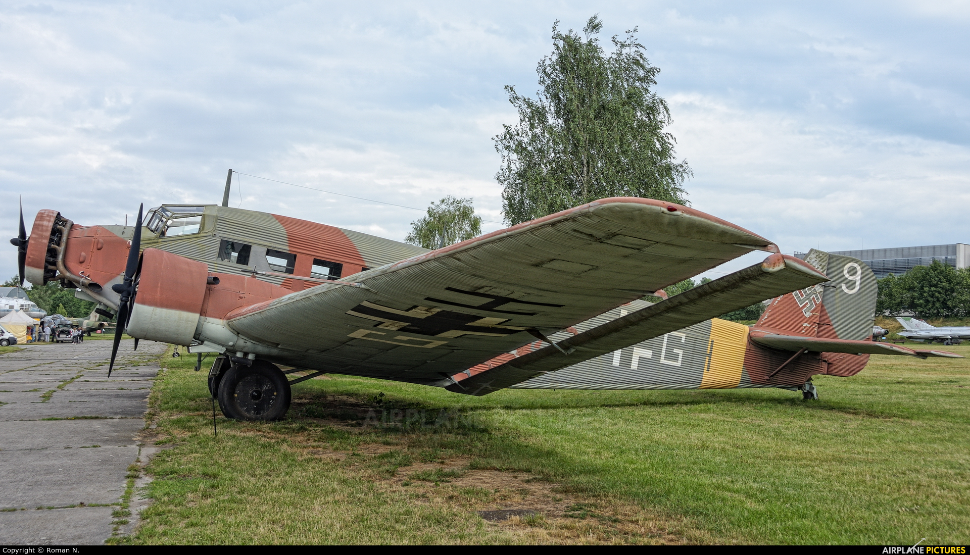 Germany - Air Force 4V-GH aircraft at Kraków, Rakowice Czyżyny - Museum of Polish Aviation