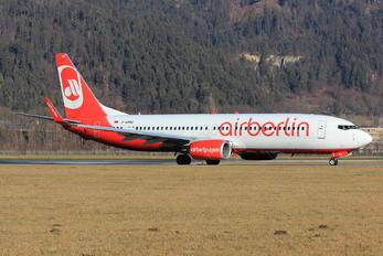 D-ABMQ - TUIfly Boeing 737-800