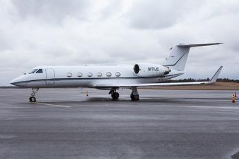 N171JC - Private Gulfstream Aerospace G-IV,  G-IV-SP, G-IV-X, G300, G350, G400, G450