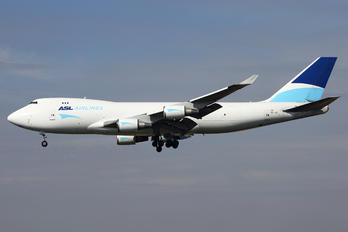 OE-ILC - ASL Airlines Boeing 747-400F, ERF