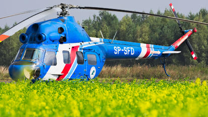 SP-SFD - Heliseco Mil Mi-2