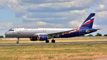 VQ-BIU - Aeroflot Airbus A320 aircraft
