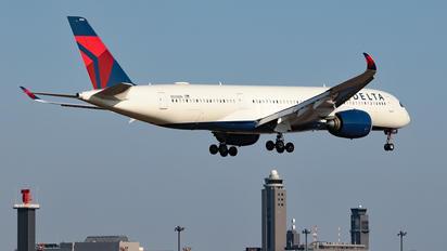 N505DN - Delta Air Lines Airbus A350-900