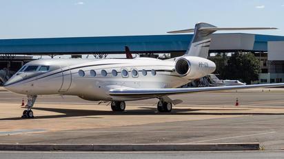 PP-IZB - Private Gulfstream Aerospace G650, G650ER