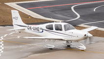 OK-UHE - Private Cirrus SR22 aircraft