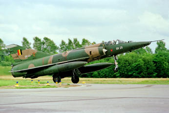 BR-25 - Belgium - Air Force Dassault Mirage V BR