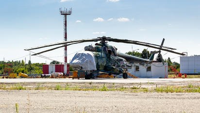RF-29177 - Russia - Air Force Mil Mi-8AMTSh-1