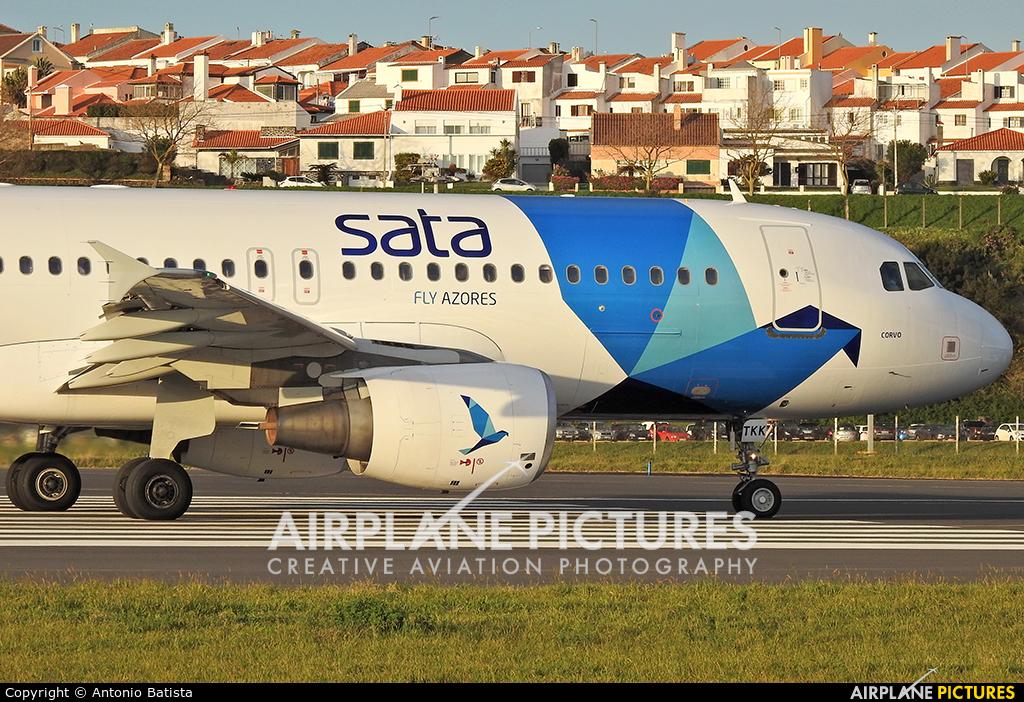 Azores Airlines CS-TKK aircraft at Azores - Ponta Delgada