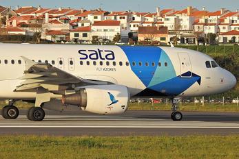 CS-TKK - Azores Airlines Airbus A320