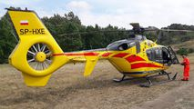 SP-HXE - Polish Medical Air Rescue - Lotnicze Pogotowie Ratunkowe Eurocopter EC135 (all models) aircraft