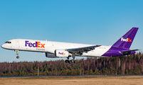 N903FD - FedEx Federal Express Boeing 757-200F aircraft