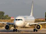 EC-LOB - Vueling Airlines Airbus A320 aircraft