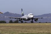 N504VL - Volaris Costa Rica Airbus A319 aircraft