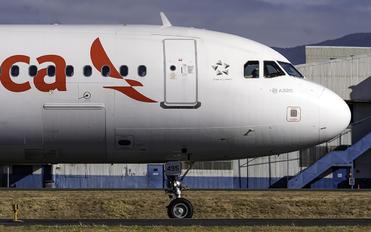N495TA - Avianca Airbus A320