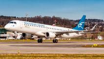 4O-AOC - Montenegro Airlines Embraer ERJ-195 (190-200) aircraft