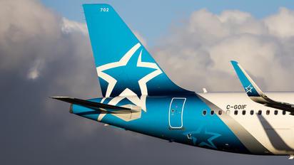 C-GOIF - Air Transat Airbus A321 NEO