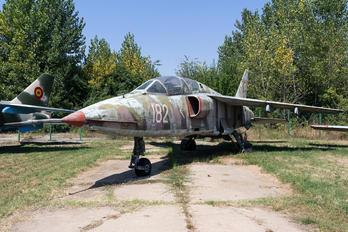182 - Romania - Air Force IAR Industria Aeronautică Română IAR 93MB Vultur