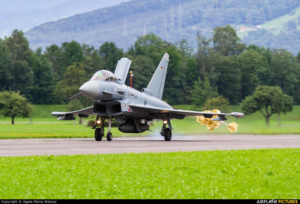 Germany - Air Force 31+44 aircraft at Mollis