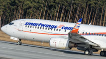 OM-TSG - SmartWings Boeing 737-800 aircraft