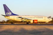 LN-RRZ - SAS - Scandinavian Airlines Boeing 737-600 aircraft