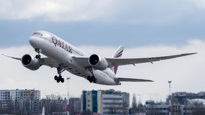 A7-BCP - Qatar Airways Boeing 787-8 Dreamliner