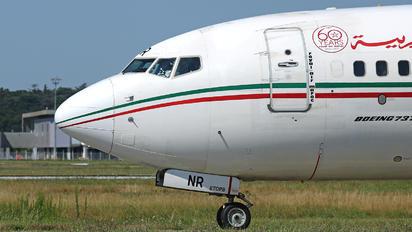 CN-RNR - Royal Air Maroc Boeing 737-700