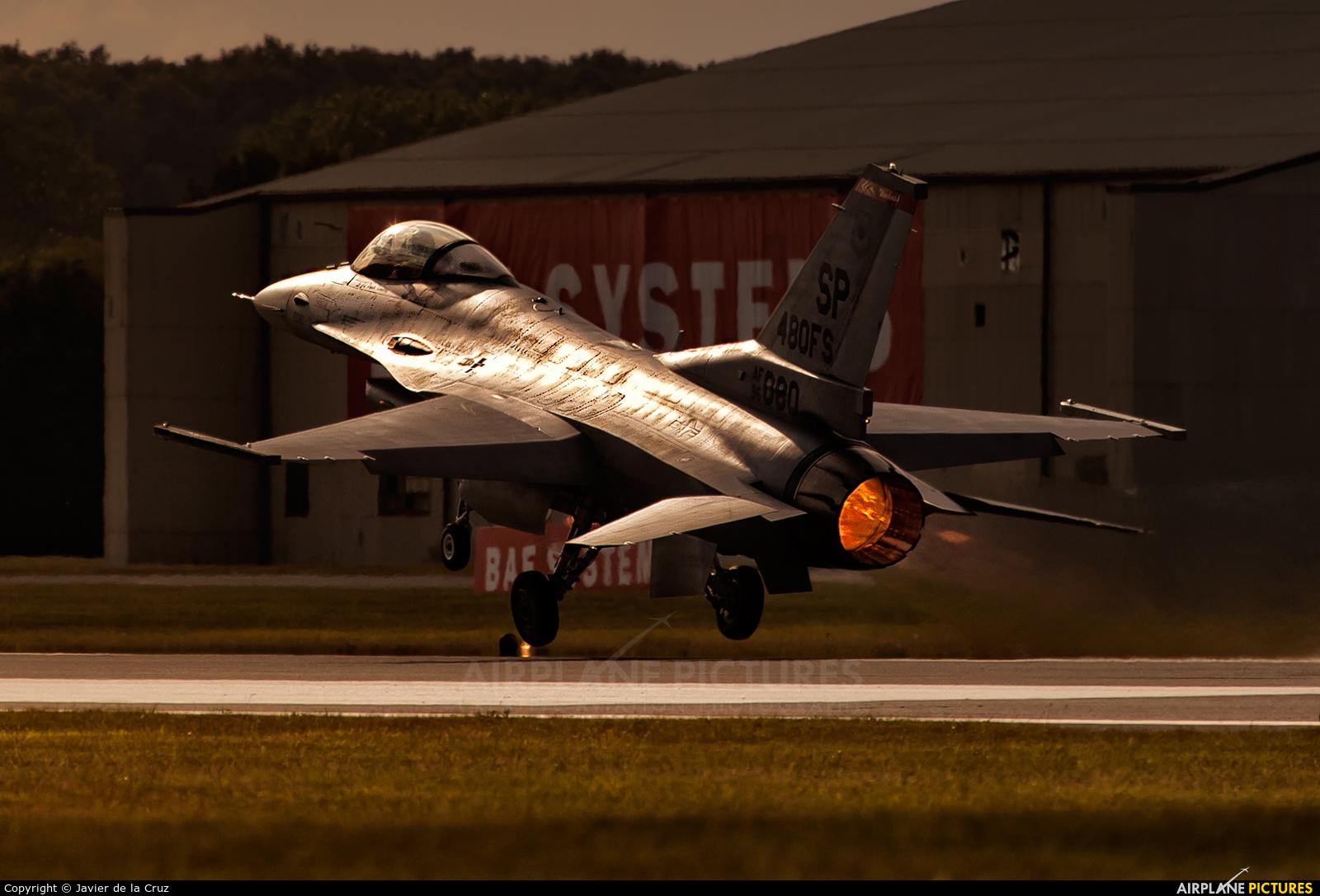 USA - Air Force 96-0080 aircraft at Fairford