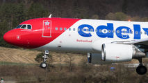 HB-JJM - Edelweiss Airbus A320 aircraft