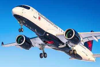 C-GJXN - Air Canada Airbus A220-300