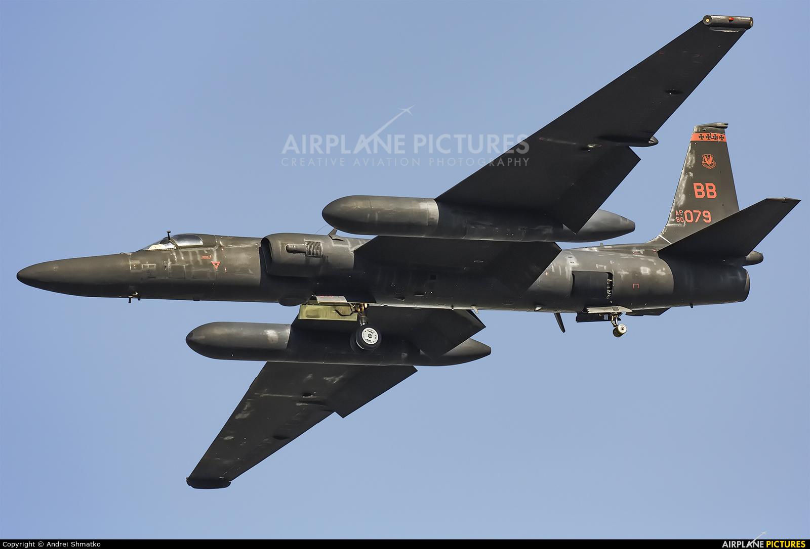 USA - Air Force 80-1079 aircraft at Osan AB