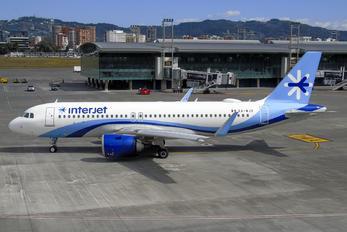 XA-WJS - Interjet Airbus A320 NEO