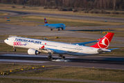 TC-LNC - Turkish Airlines Airbus A330-300 aircraft