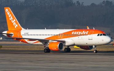 G-EZRT - easyJet Airbus A320