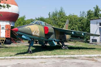 232 - Romania - Air Force IAR Industria Aeronautică Română IAR 93MB Vultur