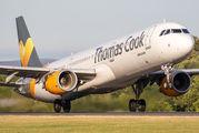G-TCDL - Thomas Cook Airbus A321 aircraft