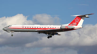 RF-66023 - Russia - Aerospace Forces Tupolev Tu-134Sh