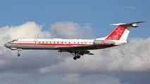 RF-66023 - Russia - Aerospace Forces Tupolev Tu-134Sh aircraft